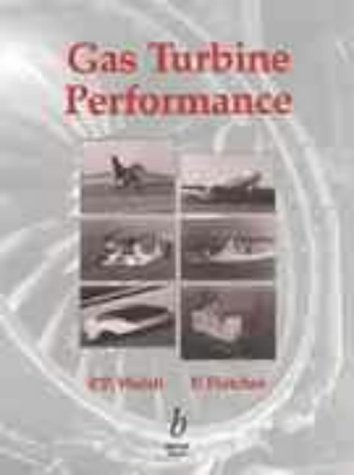 9780632048748: Gas Turbine Performance