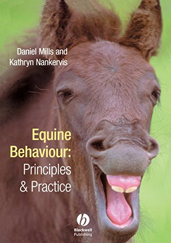 9780632048786: Equine Behaviour: Principles and Practice