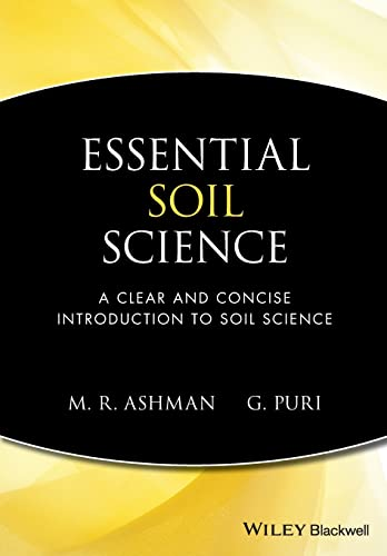 9780632048854: Essential Soil Science : A Clear and Concise Introduction to Soil Science
