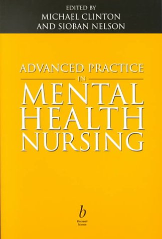 Advanced Practice in Mental Health Nursing: Michael Clinton