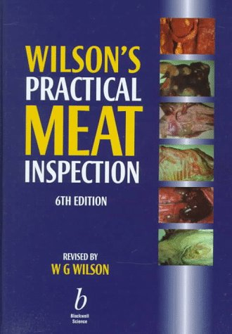 9780632048984: Wilson's Practical Meat Inspection