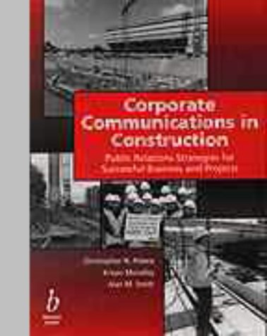 9780632049066: Corporate Communications in Construction