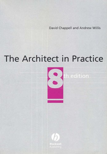 9780632049134: The Architect in Practice