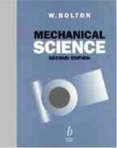 9780632049141: Mechanical Science