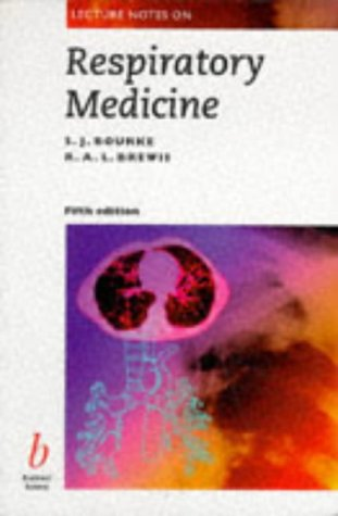9780632049684: Lecture Notes on Respiratory Medicine - Fifth Edition