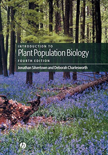 9780632049912: Introduction to Plant Population Biology