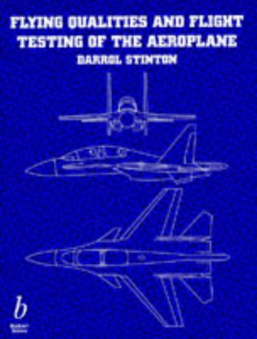 9780632050567: Flying Qualities and Flight Testing of the Aeroplane