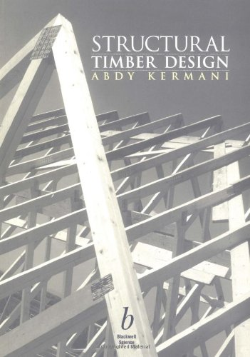 9780632050918: Structural Timber Design