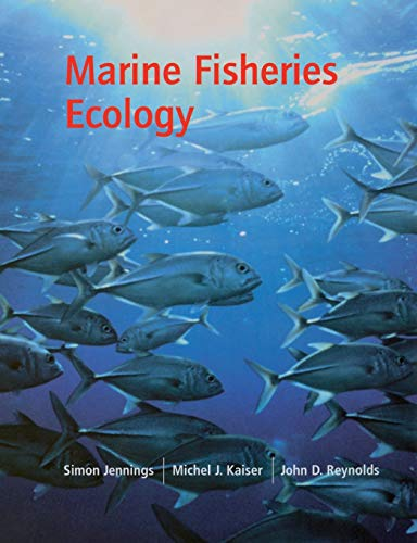 9780632050987: Marine Fisheries Ecology