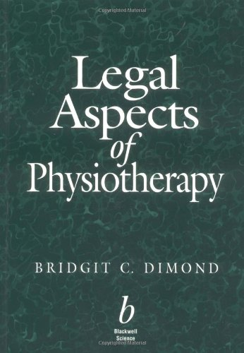 Legal Aspects Of Physiotherapy