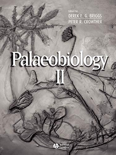 9780632051496: Palaeobiology II (Paleobiology)