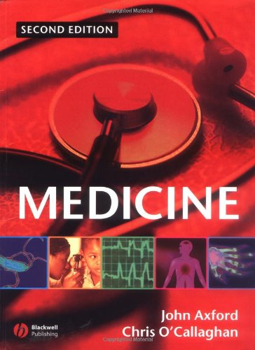 Medicine (Second Edition): Axford, J and