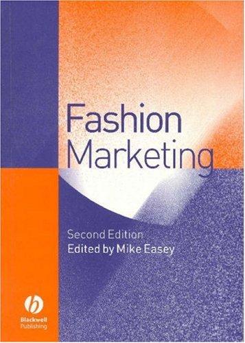 9780632051991: Fashion Marketing