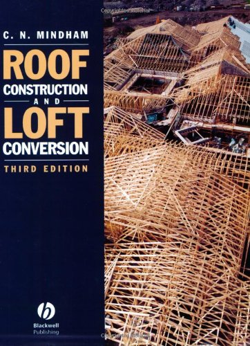9780632052011: Roof Construction and Loft Conversion