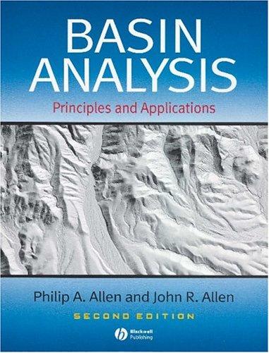 9780632052073: Basin Analysis: Instructor's Manual: Principles and Applications