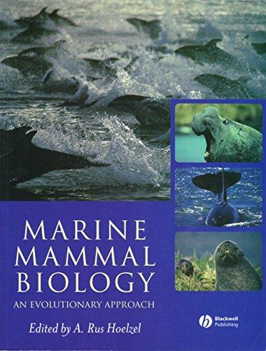 9780632052325: Hoelzel, A: Marine Mammal Biology: An Evolutionary Approach