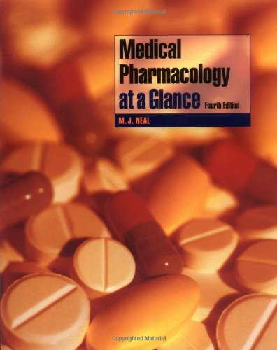 9780632052448: Medical Pharmacology at a Glance Fourth Edition