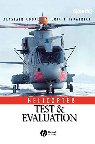 9780632052479: Helicopter Test and Evaluation (Aiaa Education Series)