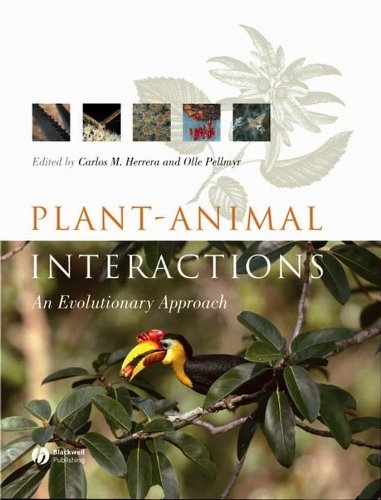 Plant-Animal Interactions: An Evolutionary Approach: Wiley-Blackwell
