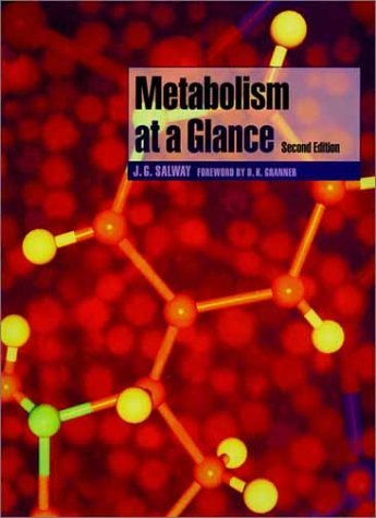 9780632052745: Metabolism at a Glance