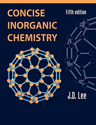 9780632052936: Concise Inorganic Chemistry