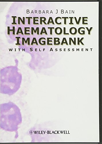 Interactive Haematology Imagebank with Self Assessment (CD-ROM for Windows & Macintosh) (0632053216) by Barbara J. Bain