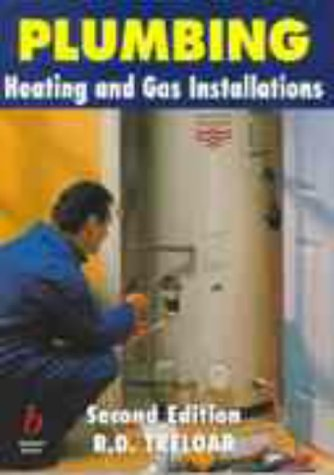 9780632053322: Plumbing: Heating and Gas Installations