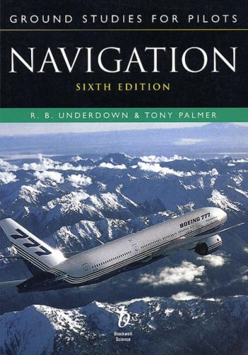 9780632053339: Ground Studies for Pilots: Navigation, Sixth Edition (Ground Studies for Pilots Series)