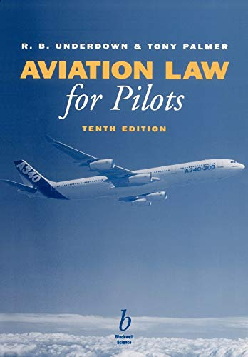 9780632053353: Aviation Law for Pilots