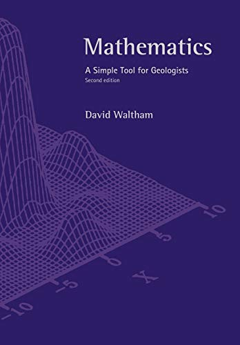 9780632053452: Mathematics: A Simple Tool for Geologists