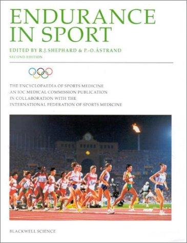 9780632053483: Endurance in Sport (The Encyclopedia of Sports Medicine, Vol. 2)