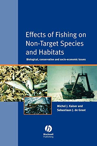 9780632053551: Effects of Fishing on Non-Target Species and Habitats: Biological, Conservation and Socio-economic Issues (Fishing News Books)