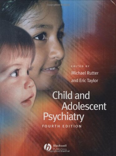 9780632053612: Child and Adolescent Psychiatry