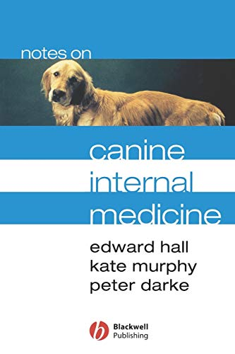 9780632053711: Notes on Canine Internal Medicine