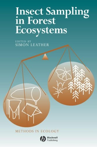 9780632053889: Insect Sampling in Forest Ecosystems