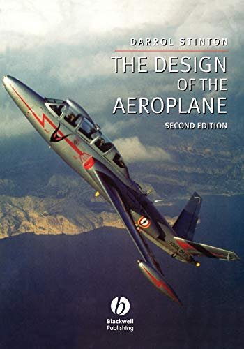 9780632054015: Design of the Aeroplane 2e