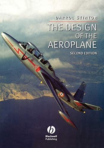 9780632054015: The Design of the Aeroplane