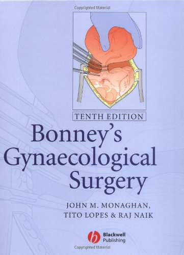 9780632054190: Bonney's Gynaecological Surgery