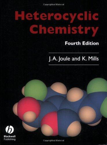 9780632054534: Heterocyclic Chemistry