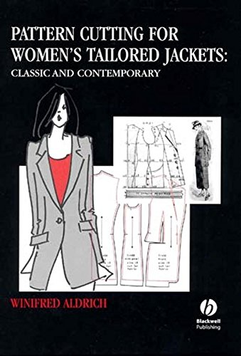 9780632054671: Pattern Cutting for Women's Tailored Jackets: Classic and Contemporary