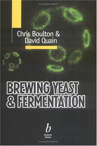 9780632054756: Brewing Fermentation and Yeast Biotechnology