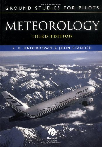 9780632054848: Ground Studies for Pilots: Meteorology, Third Edition (Ground Studies for Pilot's Series)