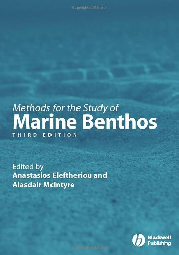 9780632054886: Methods for the Study of Marine Benthos