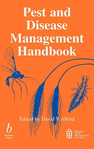 Pest and Disease Management Handbook (Hardback)