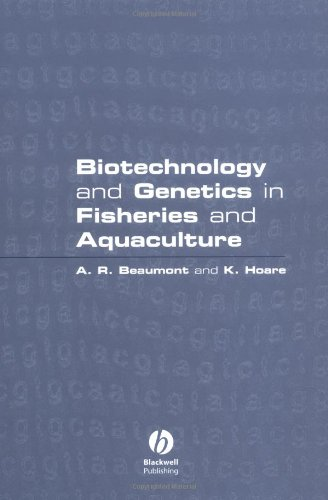 9780632055159: Biotechnology and Genetics in Fisheries and Aquaculture