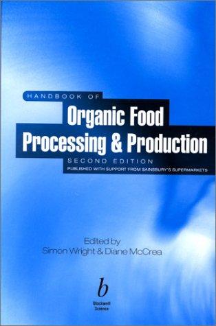 9780632055418: Handbook of Organic Food Processing and Production