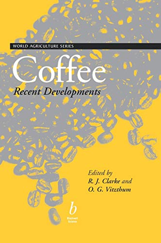 9780632055531: Coffee: Recent Developments