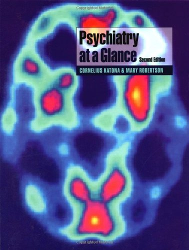 9780632055548: Psychiatry at a Glance, Second Edition