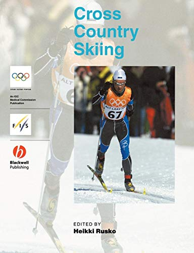 9780632055715: Handbook of Sports Medicine and Science, Cross Country Skiing