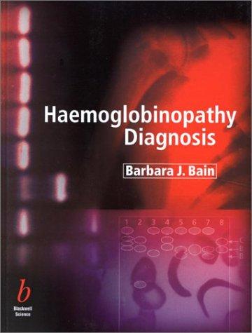 9780632055777: Haemoglobinopathy Diagnosis